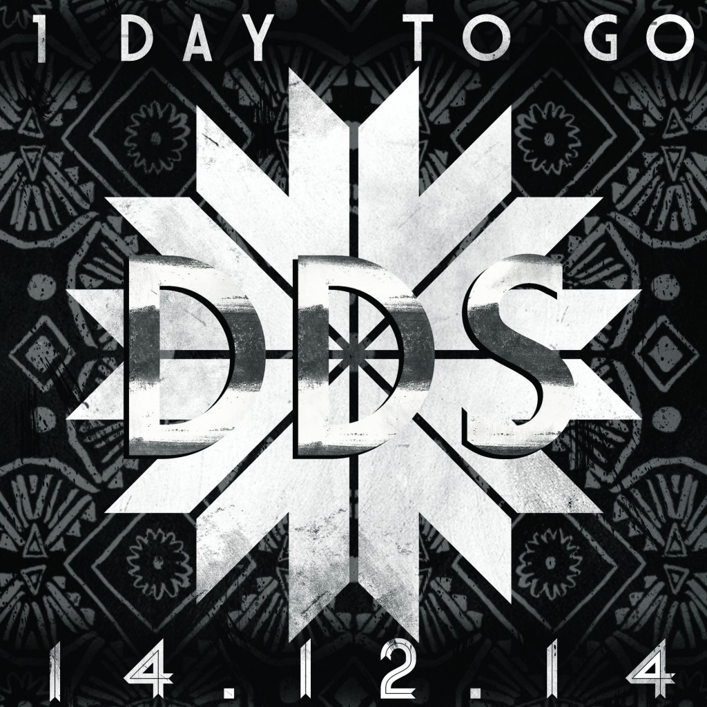 1 day to go