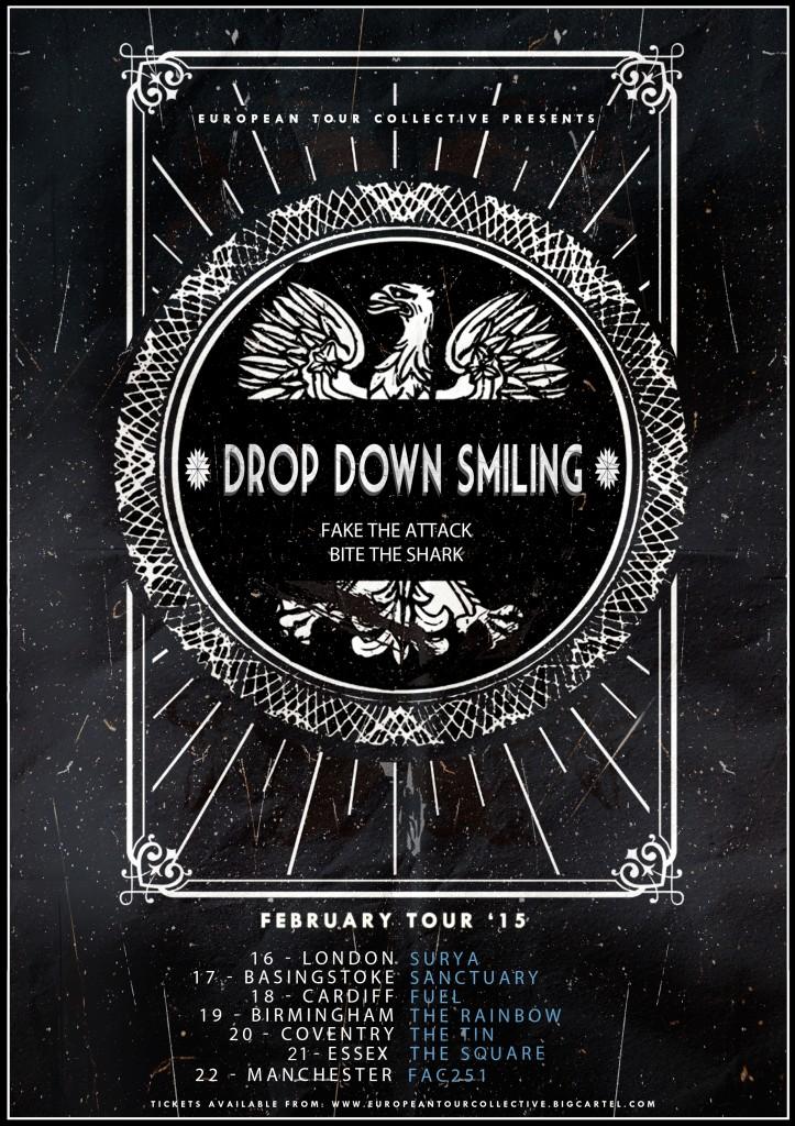 DROP DOWN SMILING UPLOAD
